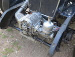 1935 MG Magnette KN 'University Special' Speed Model  Chassis no. KN0440 Engine no. 686AKN