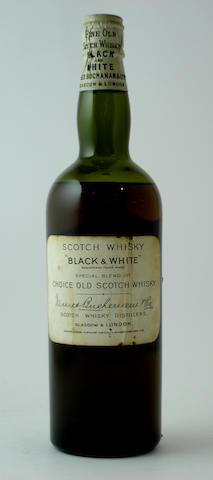 Black & White-Circa 1928