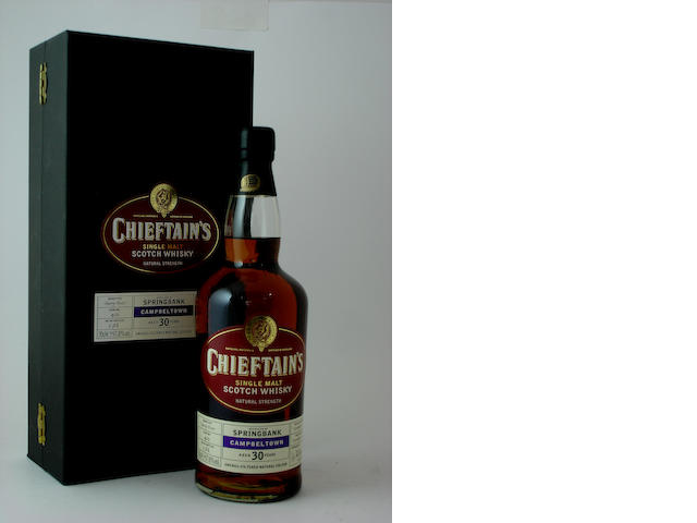 Springbank-30 year old-1972