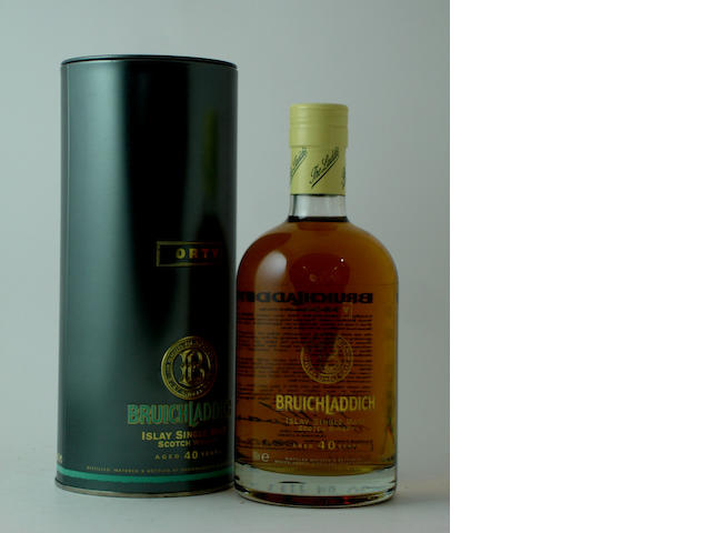 Bruichladdich-40 year old-1964