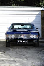 1970 Aston Martin DBS Vantage Sports Saloon  Chassis no. DBS/5556/R Engine no. 400/4464/SVC