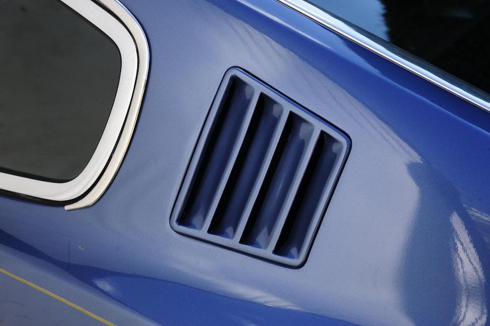 1970 Aston Martin DBS Vantage Sports Saloon  Chassis no. DBS/5556/R Engine no. 400/4464/SVC
