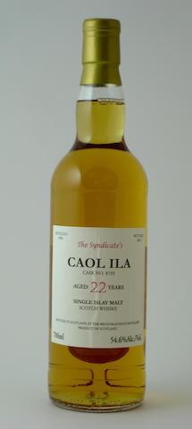 Caol Ila-22 year old-1990 (6)