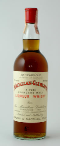 Macallan-Glenlivet-33 year old