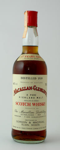 Macallan-Glenlivet-37 year old-1939