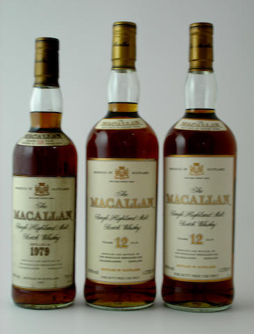 The Macallan-18 year old-1979<BR /> The Macallan-12 year old (2)