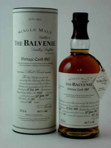 The Balvenie Vintage Cask-1967