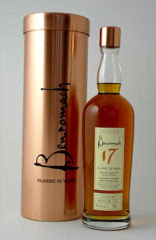 Benromach Classic-55 year old-1949