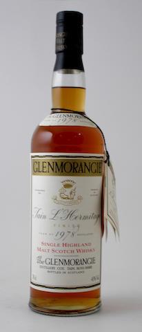 Glenmorangie Tain L'Hermitage Finish-1978