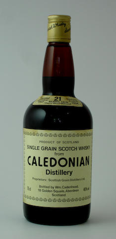 Caledonian-21 year old-1963