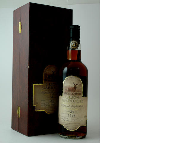 Glen Garioch-34 year old-1968