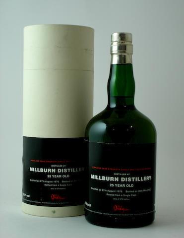 Millburn-25 year old-1976