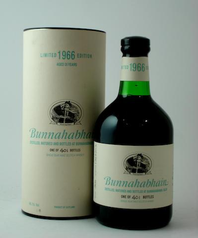 Bunnahabhain-35 year old-1966