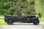 1932 Lagonda 2-Litre Supercharged Low Chassis T3 Tourer  Chassis no. OH10056 Engine no. 1805/2B 1158