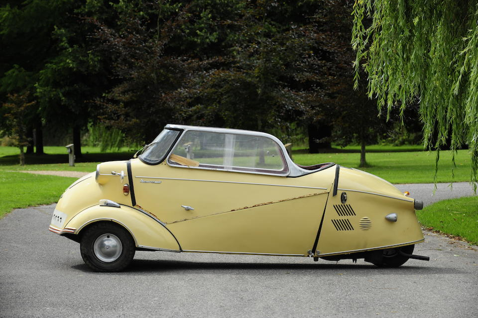 c.1960 Messerschmitt KR200 Cabriolet Microcar  Chassis no. to be advised