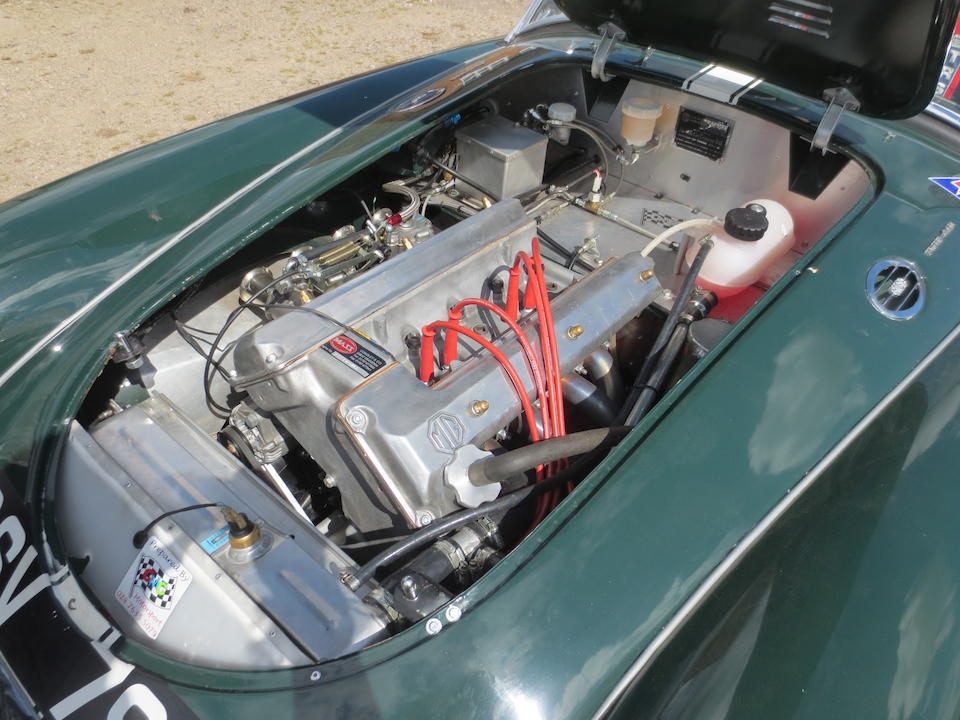 1959 MGA Twin Cam Competition Roadster  Chassis no. YD1/1786 Engine no. M0274