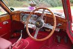 1955 Jaguar XK140 Coupé  Chassis no. S804573 Engine no. G6654-8