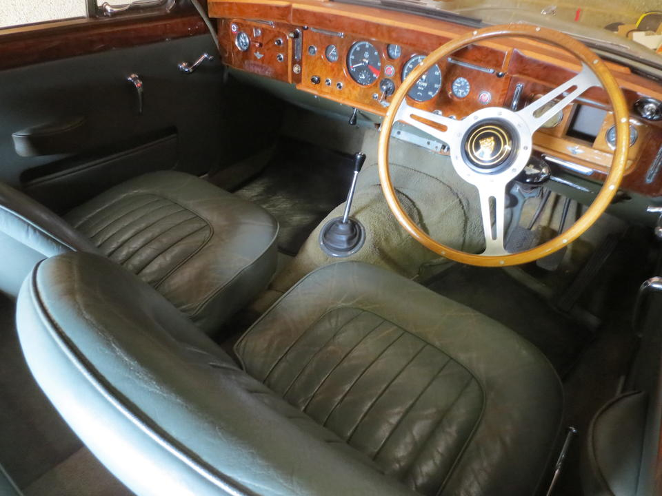 Formerly the property of Gerry Marshall,1959 Jaguar Mk1 3.4-Litre Saloon  Chassis no. 978525DN