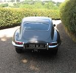 600 miles since restoration,1963 Jaguar E-Type Series 1 3.8-Litre Coupé  Chassis no. 861083 Engine no. RA1025-9
