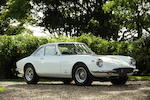 The ex-London Motor Show, Eric Clapton, Ferrari Classiche Certified, 31,000 miles from new,1969 Ferrari 365GTC Berlinetta  Chassis no. 12721