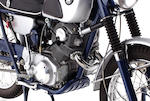 Unused since full restoration,1966 Honda 247cc CL72 Street Scrambler Frame no. CL72-1100483 Engine no. CL72E-1100518