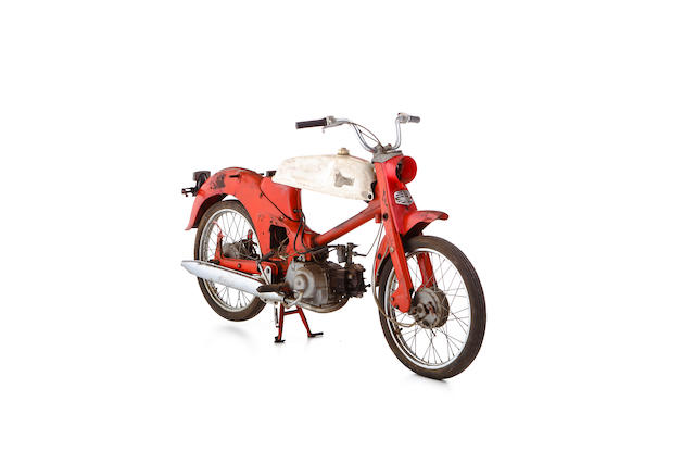 c.1966 Honda 49cc C100 Super Cub 'Rally' Project Frame no. C100-P036008 Engine no. C100E-340975