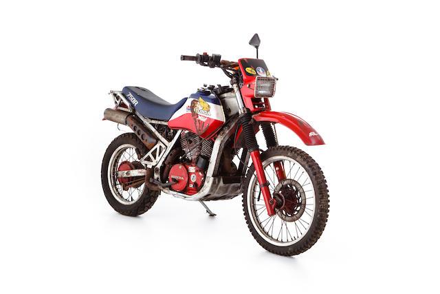 c.1984 Honda XLV750R Africa Twin Project Frame no. RD01-2000608 Engine no. RD01E-2000654