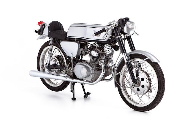 c.1965 Honda CB160 Frame no. CB160-1004372 Engine no. B160E-1026960