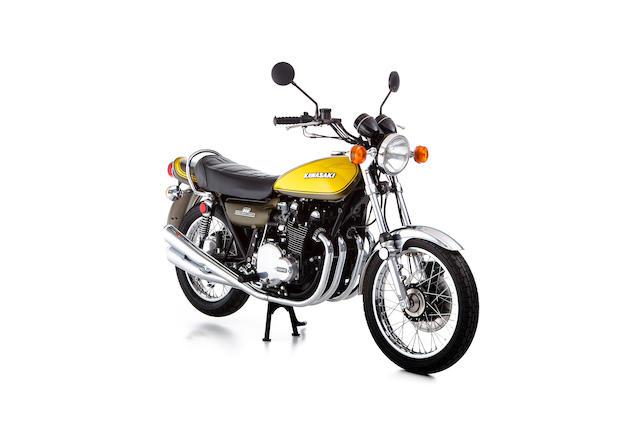 c.1973 Kawasaki 903cc Z1 Frame no. Z1F-04783 Engine no. Z1E-04814