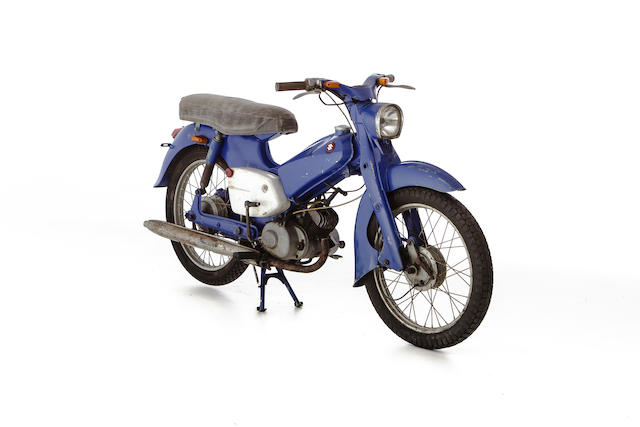 c.1961 Suzuki 48cc Selped MA50 Frame no. MA-221448 Engine no. MA-209735