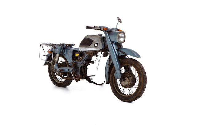 c.1962 Suzuki Colleda TA250 Twin Ace Frame no. 62-TA-23835 Engine no. TA-20943N
