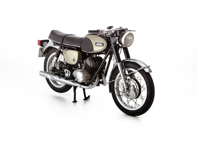 1966 Yamaha 246cc YDS3 Frame no. Y23-31847 Engine no. D9-31847