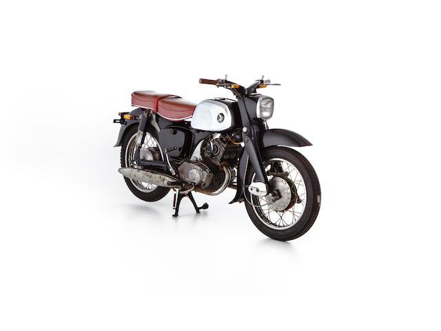 1959 Honda 125cc C90 Benly Frame no. C90-59-923657 Engine no. C90E-923666
