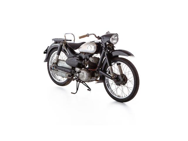 1956 Honda 125cc Model JC Benly Frame no. JC-56-18049 Engine no. 4J-822385
