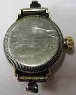 A lady's 'Oyster' wristwatch, by Rolex