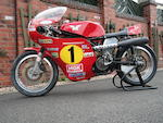 c.1997 Seeley 500cc G50 Mk2 Replica Racing Motorcycle Frame no. to be advised Engine no. to be advised