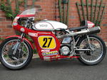 The ex-Steve Tomes,2003 Norton 500cc Molnar Manx Racing Motorcycle 'E077'