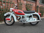 1960 Ariel 247cc Arrow Frame no. T17067/S Engine no. T17067/S