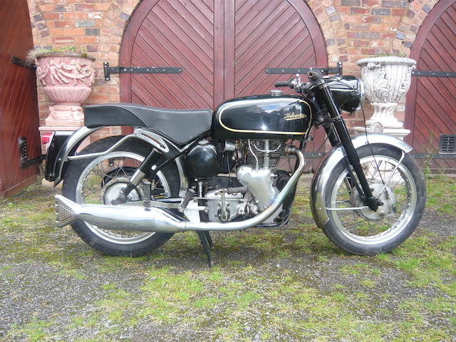 1958 Velocette 499cc Venom Frame no. RS 10885 Engine no. VM 4313