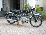 1951 Vincent 998cc Rapide Series C Frame no. RC 97341C Engine no. F10AB 17834 CCase Matching No's