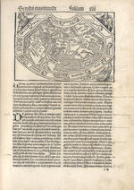 SCHEDEL (HARTMANN) Liber Chronicarum, 1497
