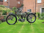 1915 Triumph 4hp Type D TT Model Frame no. 263051 Engine no. 37982