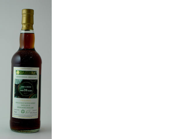 Springbank Lost & Found-20 year old-1992