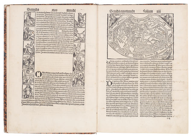 SCHEDEL (HARTMANN) Liber Chronicarum, 1497