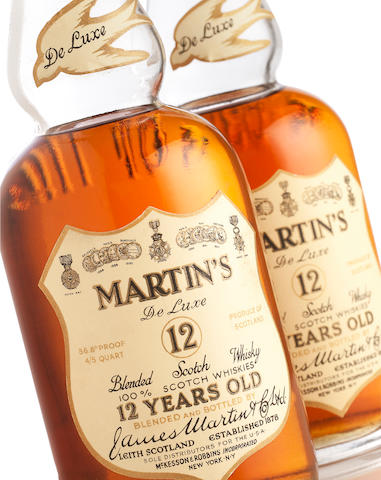 Martin's De Luxe-12 year old (2)
