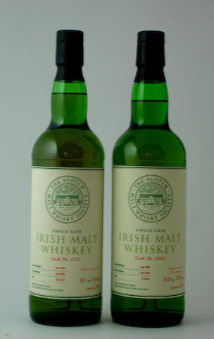 SMWS 117.1-12 year old-1989<BR /> SMWS 118.1-8 year old-1992