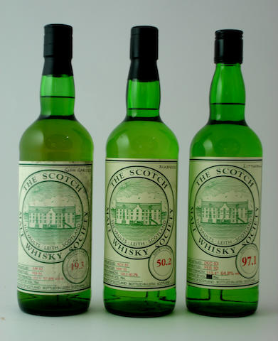 SMWS 19.3<BR /> SMWS 50.2<BR /> SMWS 97.1