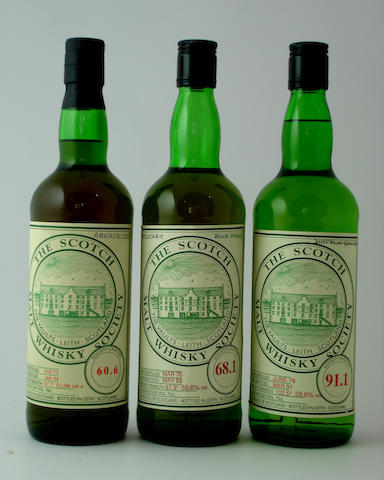 SMWS 60.6<BR /> SMWS 68.1<BR /> SMWS 91.1
