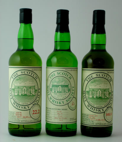 SMWS 22.2<BR /> SMWS 28.3<BR /> SMWS 102.1
