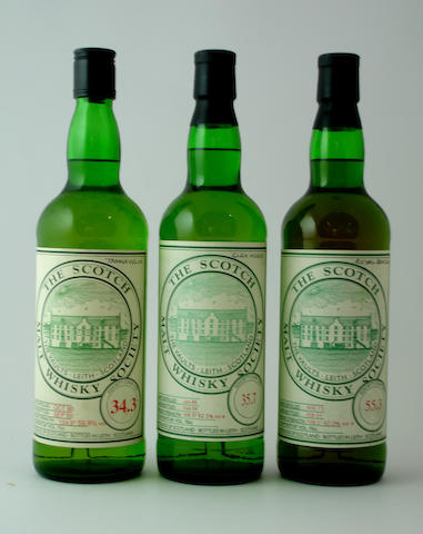 SMWS 34.3<BR /> SMWS 35.7<BR /> SMWS 55.3